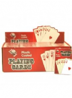 Pack of plastic coated playing cards (Code 1532)